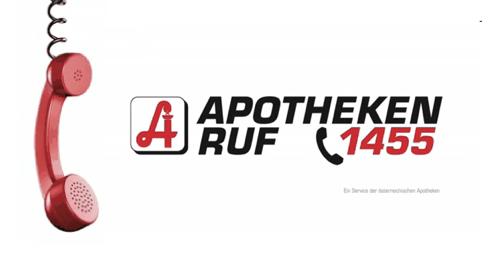 Logo der Apotheken Notdienst Hotline